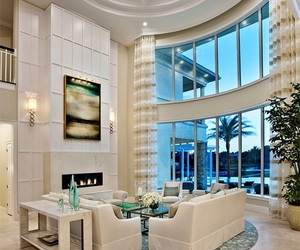 decor, home, and mansion image