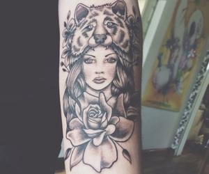 arm, ink, and tatoo image