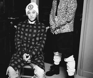 taeyang, bigbang, and g-dragon image