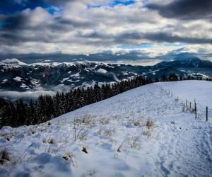 canon, mountain, and neve image