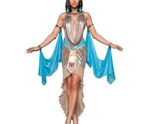ancient, cleopatra, and costume image