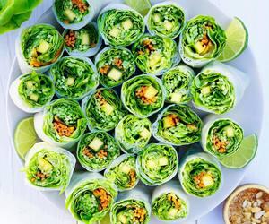 diet, healthy, and vegan image