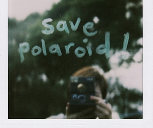 save polaroid! image
