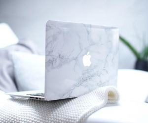 apple, white, and macbook image