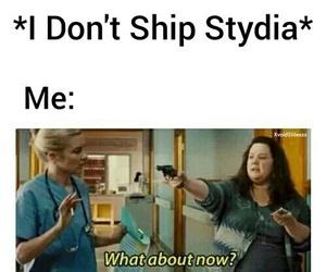 stydia, teen wolf, and stiles stilinski image