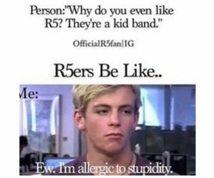 me, ross lynch, and r5family image