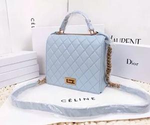bag, fashion, and sling bag image