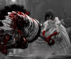 alice, hysteria, and alice madness returns image