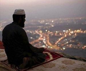 islam and pray image
