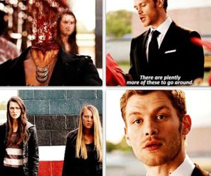the vampire diaries and klaus image