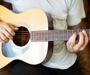 guitar, hipster, and indie image