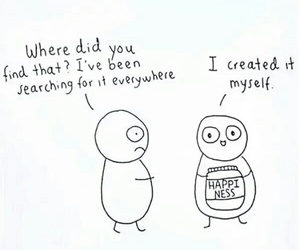 create, quote, and happiness image