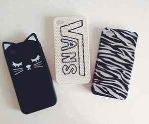 case, phone, and vans image