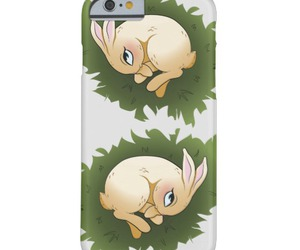 animal, bunny, and case image