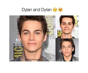 teen wolf, dylan obrien, and dylan sprayberry image
