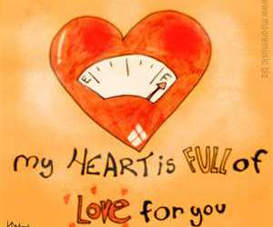 heart, quotes, and cute picture image