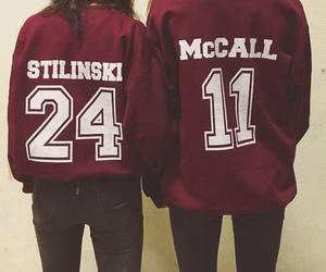 teen wolf, stilinski, and mccall image