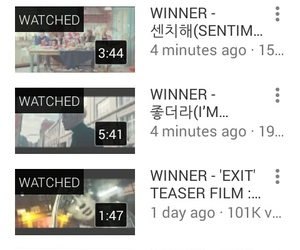sentimental, winner, and ygfamily image