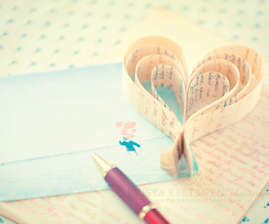 heart, photography, and pastel image