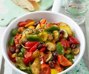 health, healthy, and vegetables image