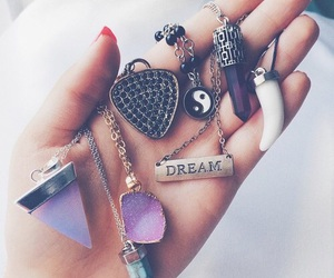 necklace, Dream, and accessories image