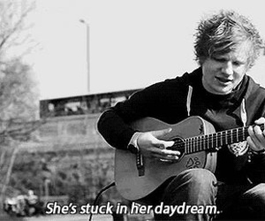 ed sheeran, music, and song image