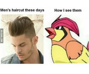 funny, haircut, and boy image