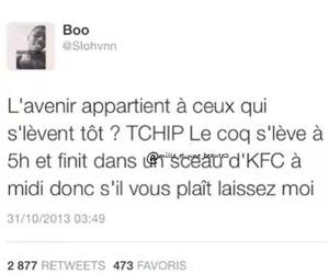french, jokes, and twitter image