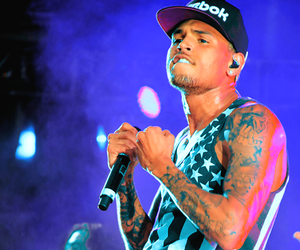 breezy, Hot, and chris brown image