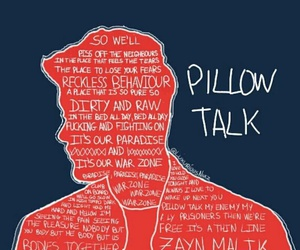 zayn malik pillow talk image