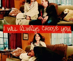hugh laurie, lisa edelstein, and huddy image