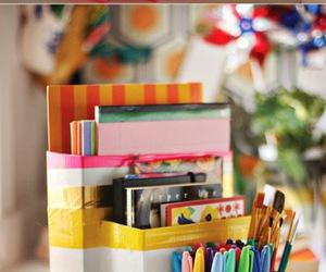 diy and school image