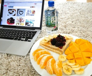 fiji, breakfast, and food image
