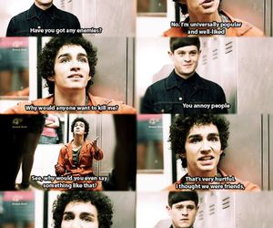 misfits, tv show, and robert sheehan image