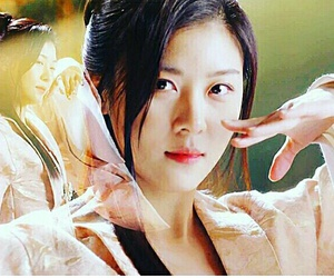 korea, ha ji won, and empress ki image