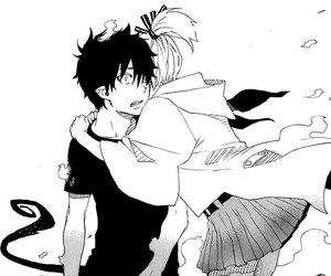 ao no exorcist, manga, and anime image