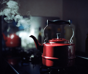 tea and red image