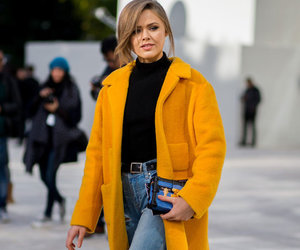 coat, fashion, and street style image
