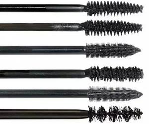 mascara, makeup, and black image