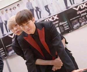 k-pop, Leo, and vixx image