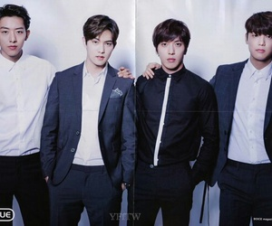 k-pop, jung yong hwa, and cnblue image