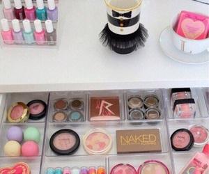 make up and stash image