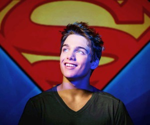 dylan sprayberry, teen wolf, and superman image