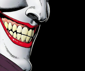 background and the joker image