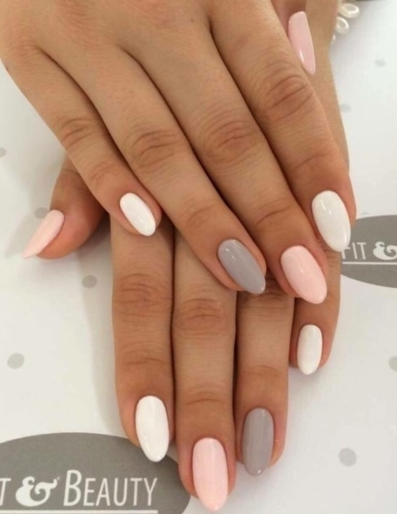 Image about pink in NAILS by mamba on We Heart It