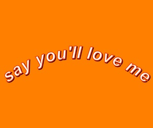 indie, orange, and poem image