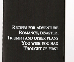 adventure, plans, and disaster image