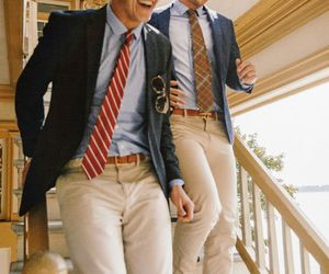 preppy and fashion image