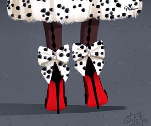 shoes, fashion, and disney image