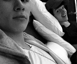 aaron carpenter, carter reynolds, and magcon image